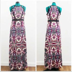 Sabine Kaleidoscope Maxi Dress M